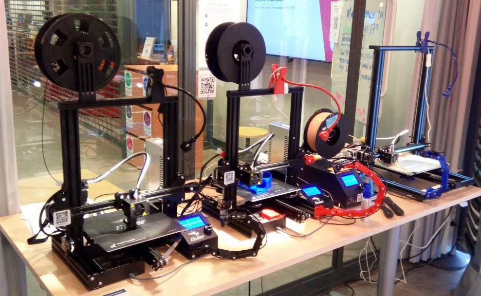 Introduction to 3D printing at Ångström Makerspace