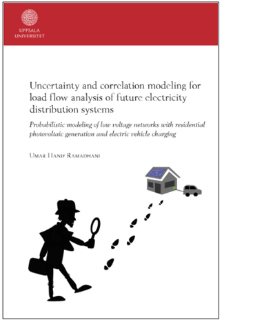 Licentiate thesis seminar: Uncertainty and correlation modeling for load flow analysis of future electricity distribution systems: Probabilistic modeling of low voltage networks with residential photovoltaic generation and electric vehicle charging